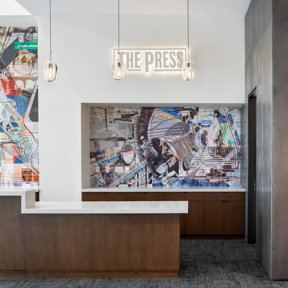 The Press Storyn