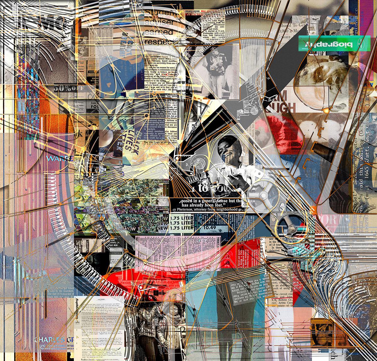 Art Installation The Press